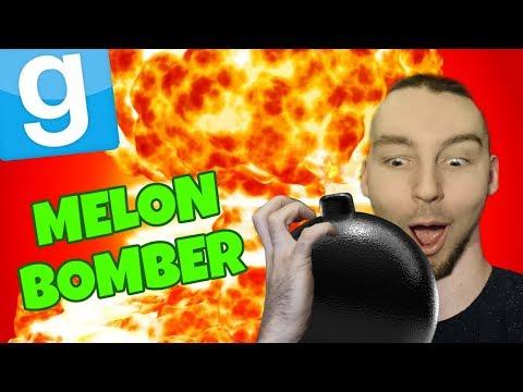 Garrys Mod - MISTRZ BOMB  GARRY'S MOD: MELONBOMBER #16
