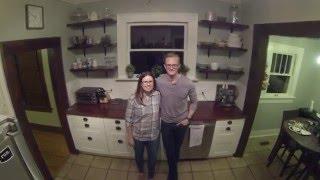 Kitchen Remodel GoPro Time Lapse