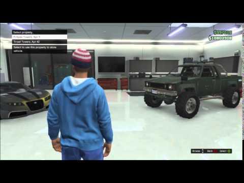 GTA 5 Online - \
