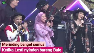 Video MERINDING!!! Lesti nyinden ES LILIN bersama Bule Dangdut MP3, 3GP, MP4, WEBM, AVI, FLV Maret 2019