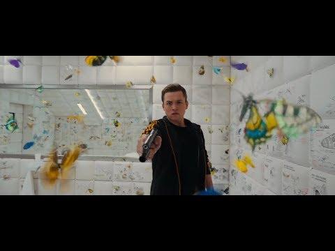 Kingsman 2 (2017) Harry Remember HD