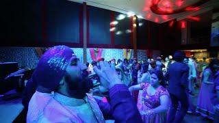 Tukur Tukur | Punjabi Wedding LipDub | #thasysangeetha