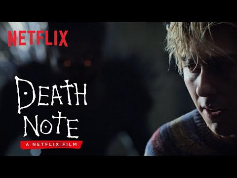 Death Note (Clip 'Light Meets Ryuk')