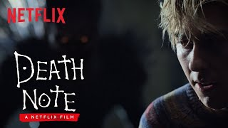 VIDEO: DEATH NOTE – Light Meets Ryuk Clip