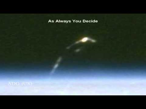 Incredible UFO Caught In Earths Orbit 2013 1080 HD