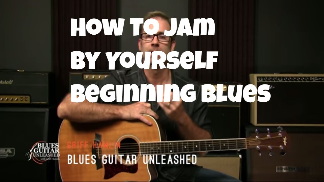 Acoustic Blues Guitar – How To Jam Alone As A Beginner