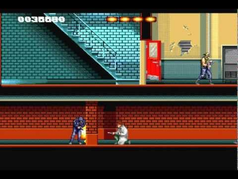 the terminator megadrive cheats