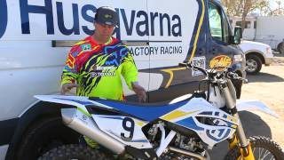 8. 2014 Husqvarna FC450 First Impression - TransWorld Motocross