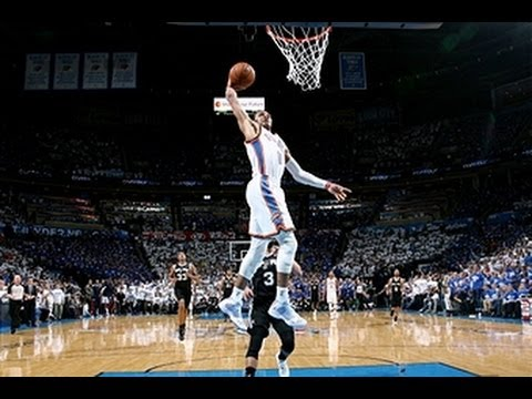 Video: Spurs vs. Thunder: Game 4 Highlights