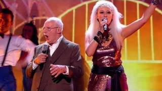 Ted and Grace - Britain's Got Talent Live Semi-Final - International Version