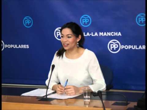 Claudia Alonso sobre la enmienda a la totalidad de los presupuestos