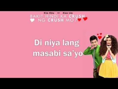 Video [ENG-SUB] Bakit Hindi Ka Crush Ng Crush Mo? Theme song/w lyrics download in MP3, 3GP, MP4, WEBM, AVI, FLV January 2017