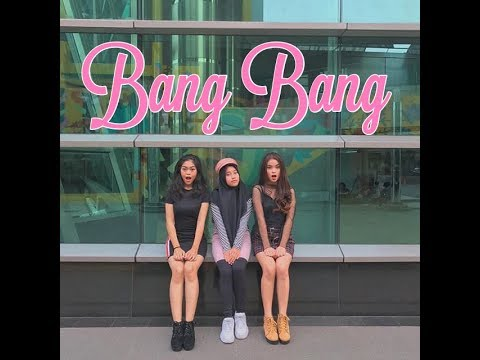 Jessie J, Ariana Grande, Nicki Minaj - Bang Bang ( Cover Grande Management Talent)