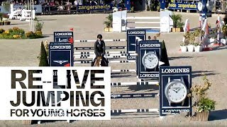 RE-LIVE - FEI World Breeding Jumping Championship for Horses 5-Years of Age