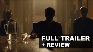 Bond Spectre Official Teaser Trailer + Trailer Review : Beyond The Trailer