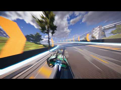 Unity Racer with various assets added
