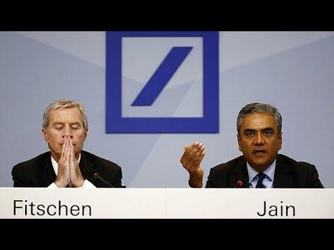 Νέος CEO στην Deutsche Bank
