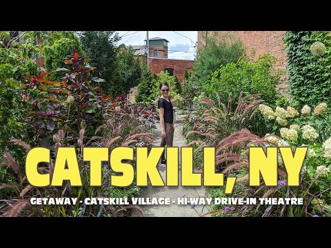 3 FUN things to do in the Catskills - Catskill, NY 2020