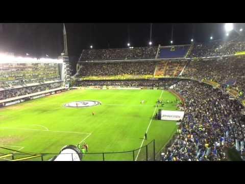 Boca Juniors 6-2 Deportivo Cali, Copa Libertadores 2016. - La 12 - Boca Juniors