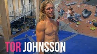 The Man We All Love - Tor With The Golden Curls by Eric Karlsson Bouldering