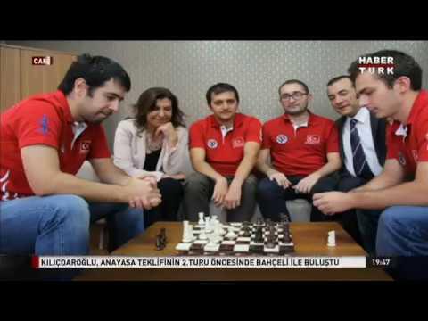 Habertürk TV - Spor -Türkiye, Dünya Takımlar Satranç Şampiyonasında! - 18 Ocak 2017