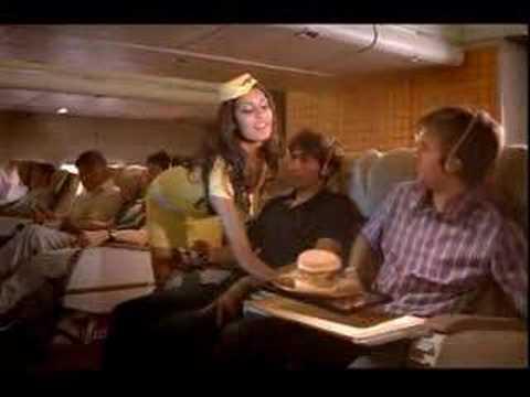 sexy airline (видео)