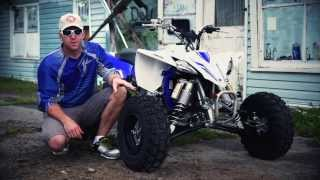 4. TEST RIDE: 2014 Yamaha YFZ450R