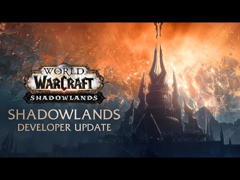 LIVE: Shadowlands Developer Update