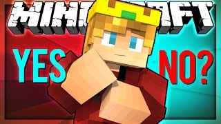 WOULD YOU RATHER BE RICH OR FAMOUS?! | Minecraft Would You Rather