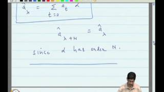 Mod-11 Lec-40 Transform Approach To Cyclic Codes