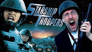 Video Starship Troopers - Nostalgia Critic MP3, 3GP, MP4, WEBM, AVI, FLV September 2018