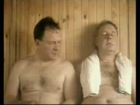 Sauna funny banned commercial
