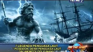 Video On The Spot - 7 Legenda Penguasa Laut MP3, 3GP, MP4, WEBM, AVI, FLV Maret 2018