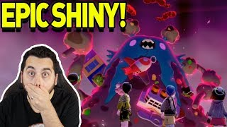 SHINY G-MAX GARBODOR! WIN or FAIL?! Max Raid Monday in Pokemon Sword and Shield! by aDrive