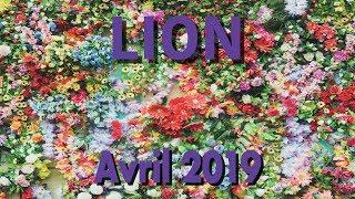 LION - AVRIL 2019 ~ Révélez la face sensible du Lion !