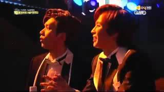 150122 Super Junior   D & E  [ MOTORCYCLE,1+1=LOVE & OPPA OPPA ] AT SEOUL MUSIC AWARDS