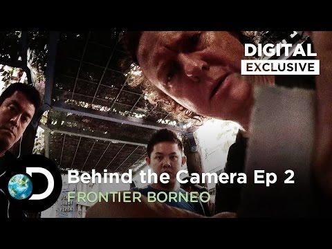 Behind the Camera: Secret Market | Frontier Borneo S01E02