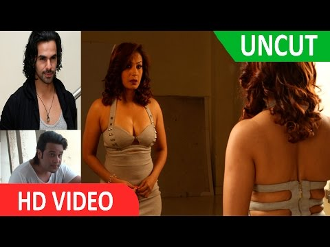 UNCUT : Kashmira Shah Glamorous Photoshoot To Promote Short Film Come Back To Me
