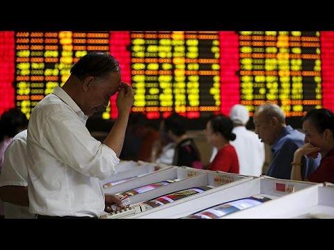 «Μακελειό» στα χρηματιστήρια της Κίνας – economy