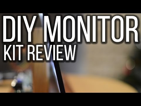 Make your OWN Monitor! - DIY LCD Controller Board Review