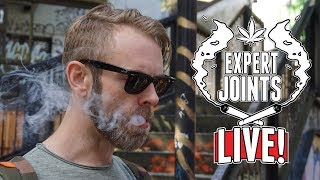 Expert Joints LIVE on Pot TV - That Matchstick Baabe by Pot TV