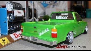 Toyota Hilux RC Drift - MST MS-01D - DriftMission