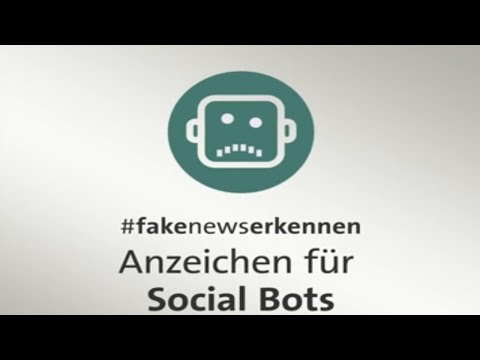 Tutorial: Social Bots erkennen