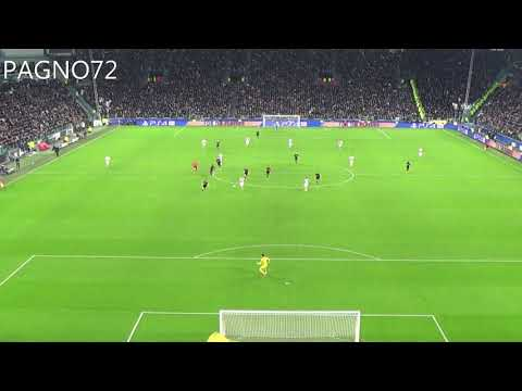 JUVENTUS Vs Tottenham Hotspur 1° Tempo