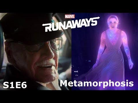 Marvel's Runaways Season 1 Episode 6 Metamorphosis Review
