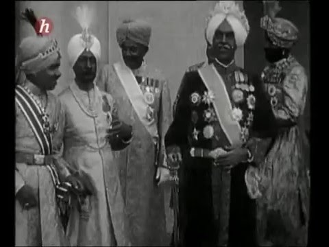 India, 20th century, Unique archive images, Pakistan partition & Bangladesh independence 1/2 (видео)