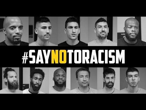 Video - Το μήνυμα του ΠΑΟΚ κατά του ρατσισμού (pic)