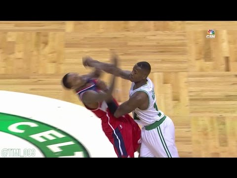 Terry Rozier vs Brandon Jennings (03/20/2017)