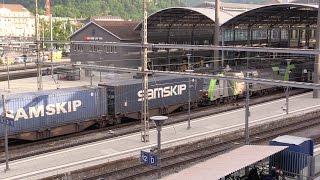 Olten Switzerland  city photo : JT9 Just Trains 9 SBB Olten Switzerland