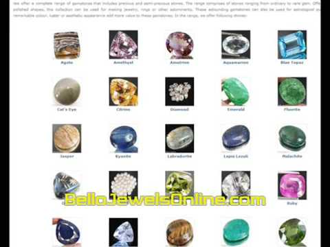 Loose Precious Gemstones Wholesale & Gemstone Jewelry